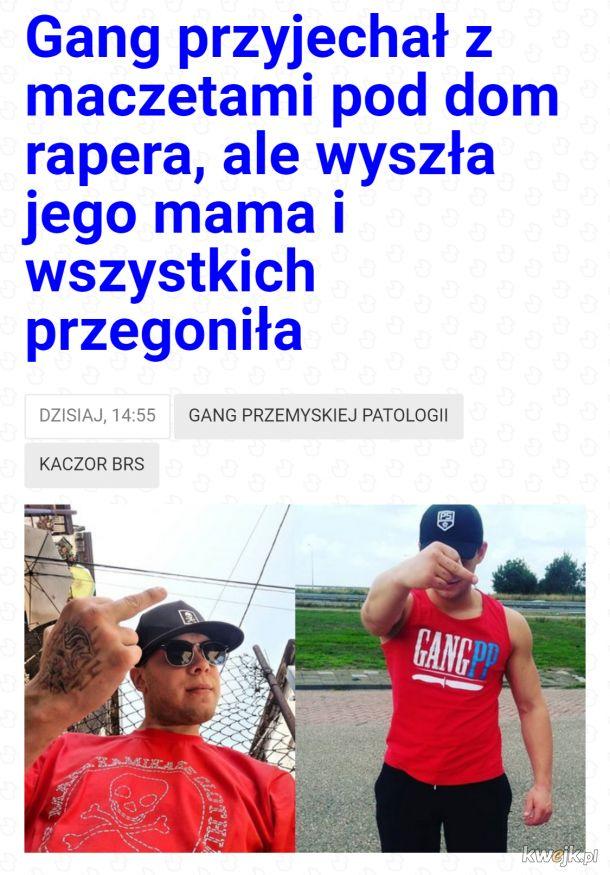 Kapeć > Maczeta