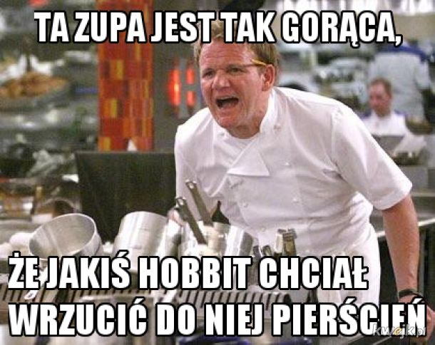 Hobbit i zupa