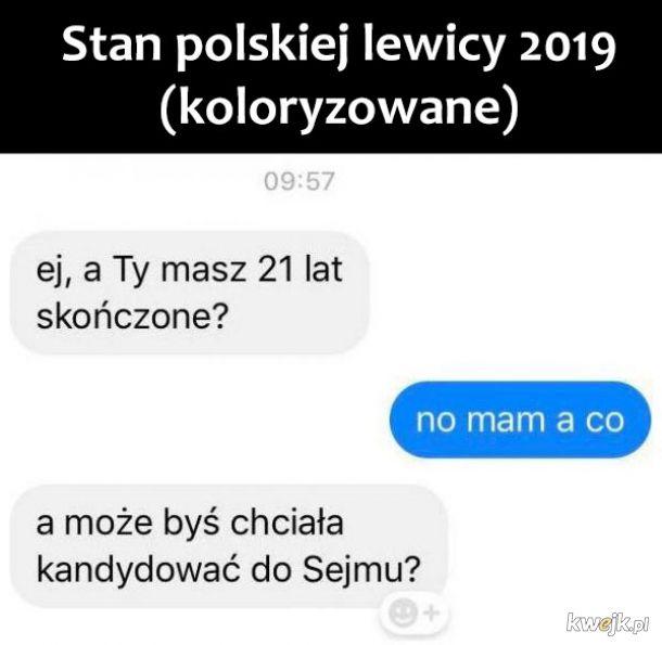 Polska lewica