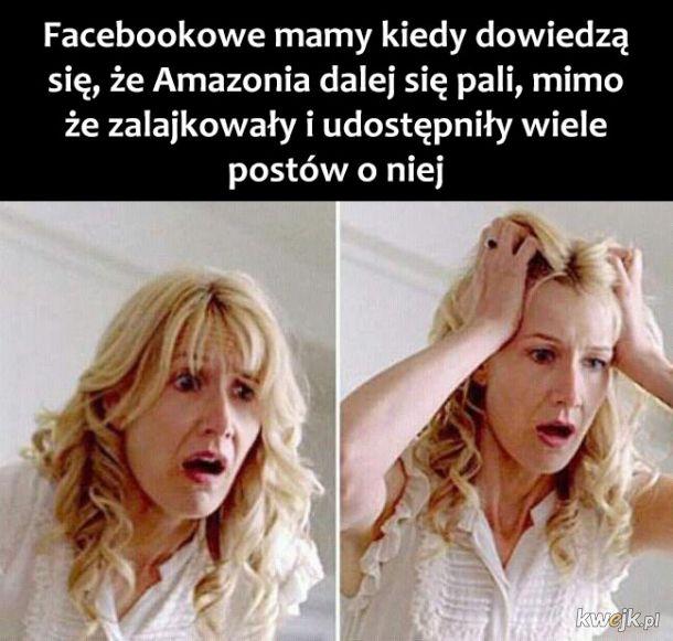 Facebookowe mamy
