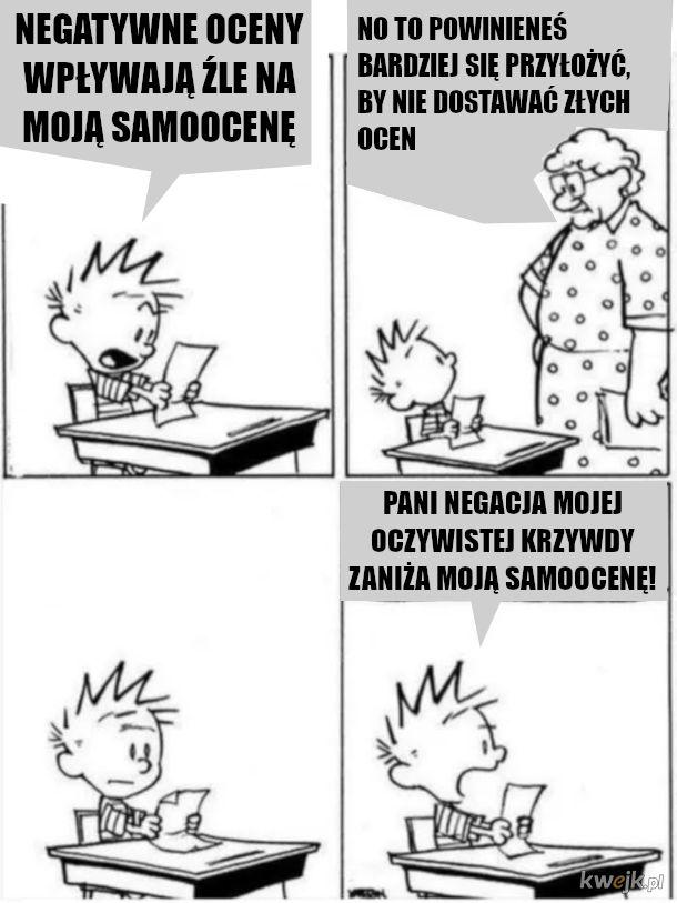Stosunek do nauczania