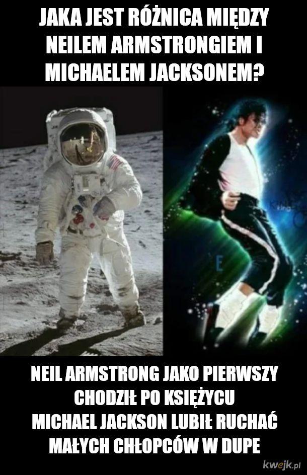 Robił moonwalk