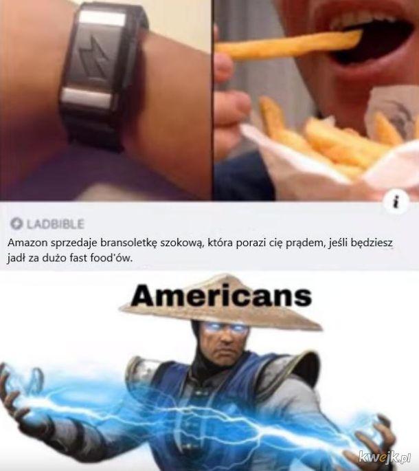 Walka z fast foodami