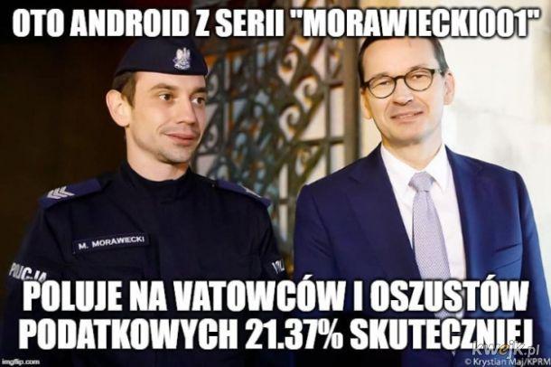 Nowa broń Morawieckiego