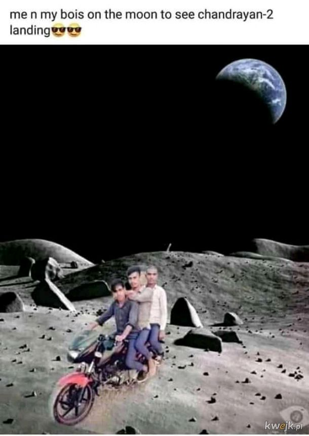 Ziomki w kosmosie