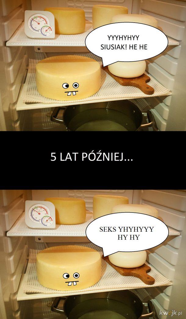 ser długodojrzewający