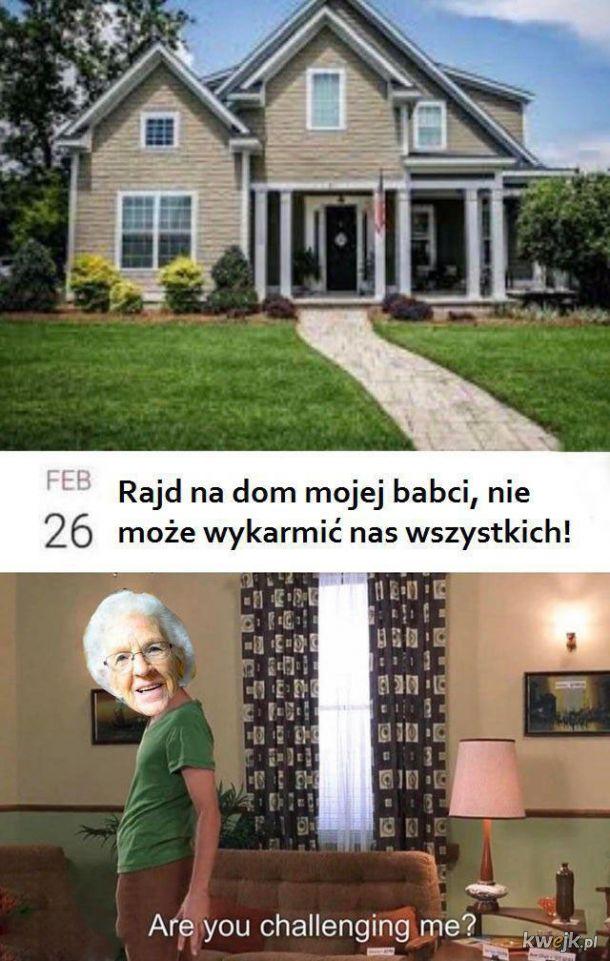Rajd na babcię