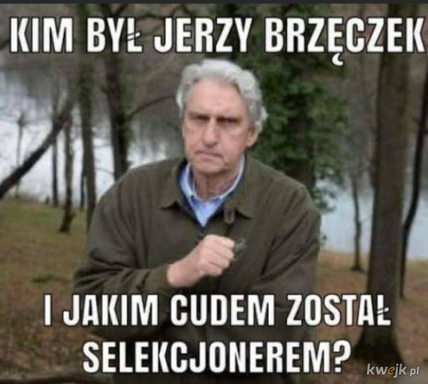 Jerzy Brzęczek heheszking