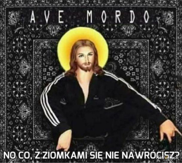 No AVE MORDO