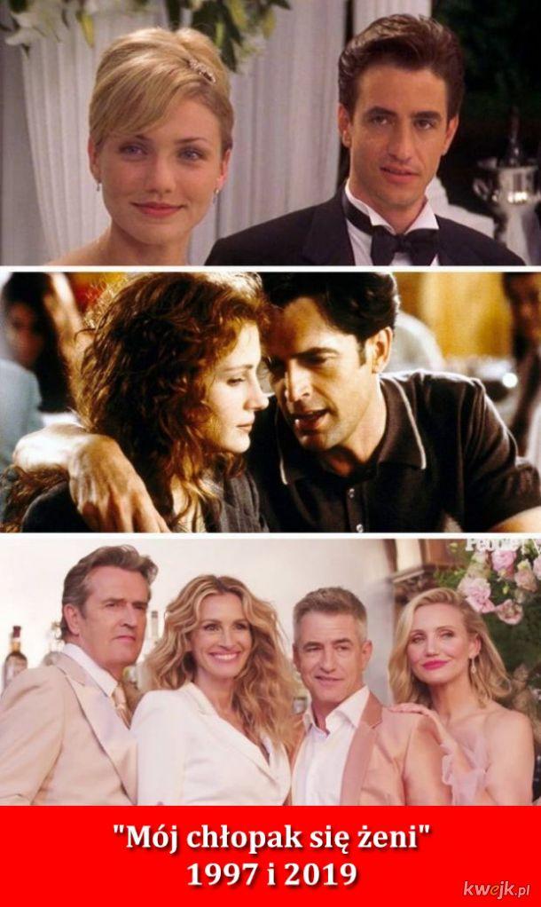 Spotkania po latach aktorów, którzy zagrali razem