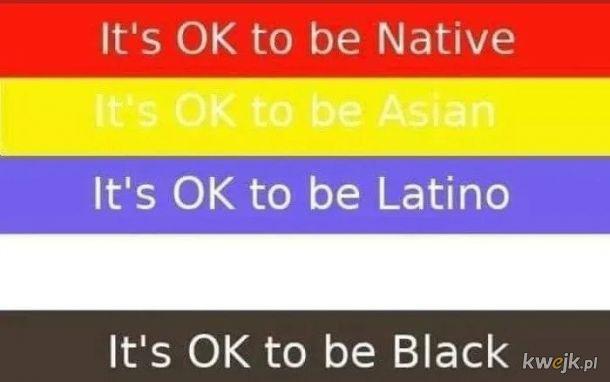 Chcesz zatrzymać rasizm? Przestań przykładać jakąkolwiek wartość do dowolnego koloru.