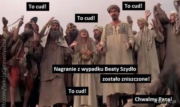 Cuda w Polsce!