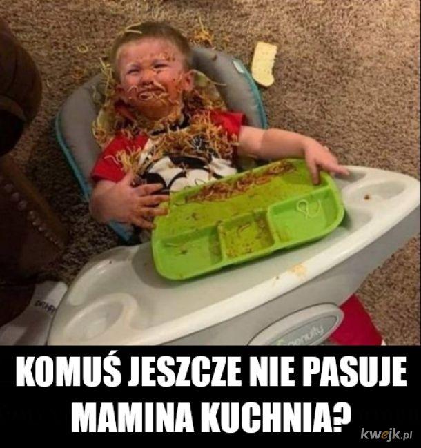 Jak mama gotuje