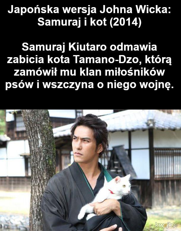 Kocie i samuraju