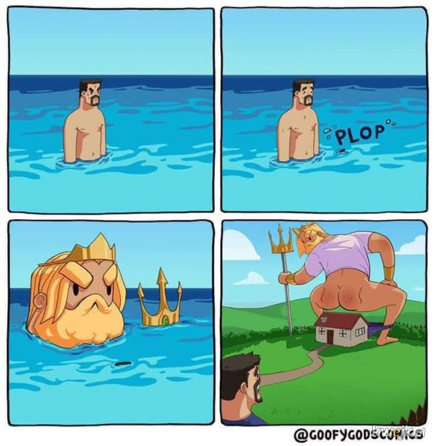 Balast pod wodę