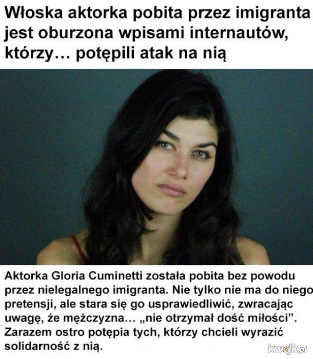 Włoska aktorka