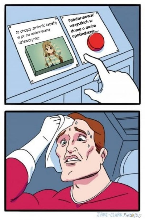 Trudny wybór.