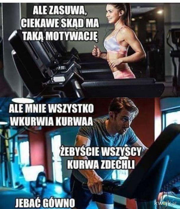 Męska motywacja