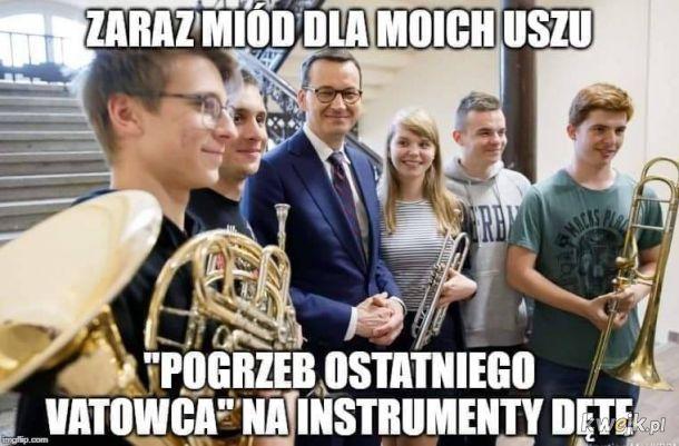 Ulubiony utwór Morawiecki