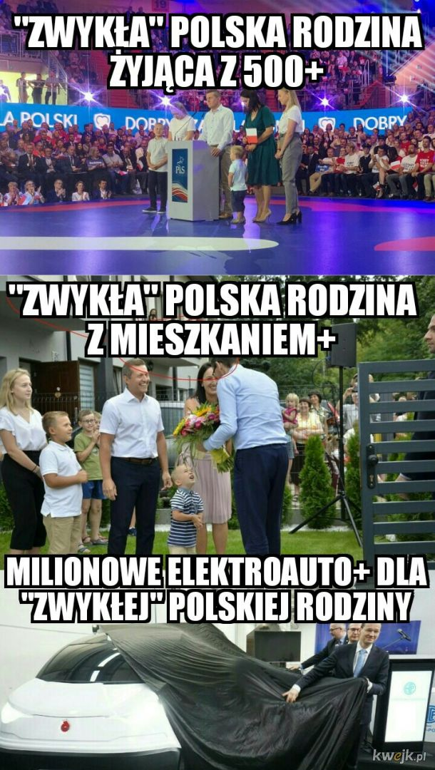 I połowa Polaków w to wierzy