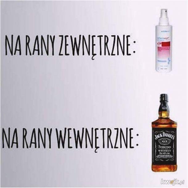 Są dwa rodzaje leków
