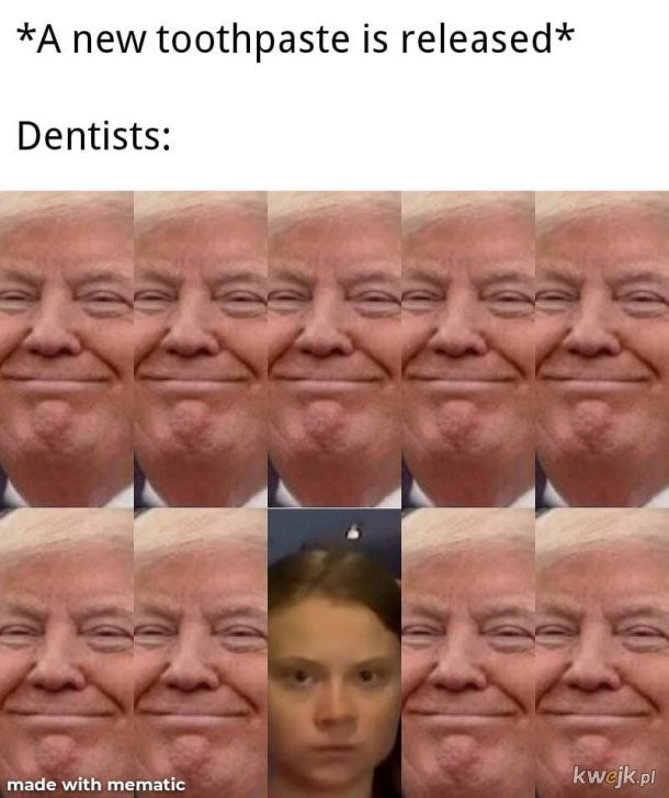 9/10 dentystów