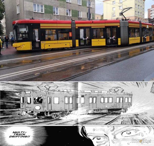 Tymczasem na Warszawskiej Woli