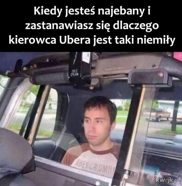 Dziwny Uber