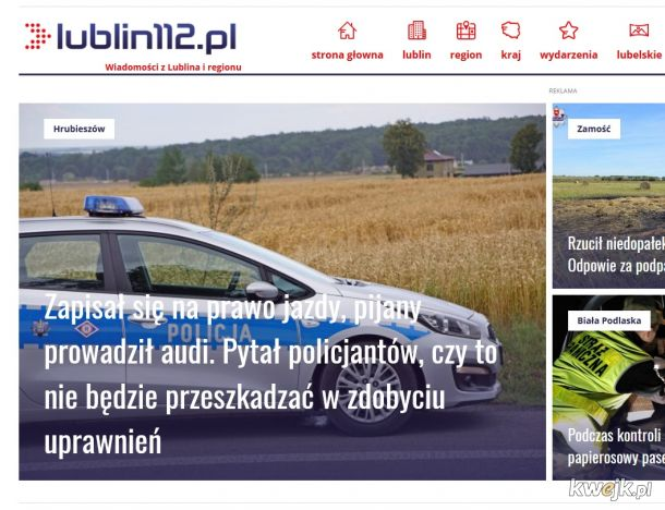 Lublin112 poważny konkurent dla Kwejka