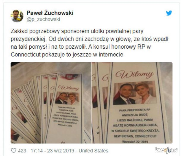 A Polska jak zwykle