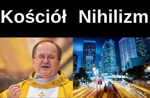 Chyba zostanę nihilistą