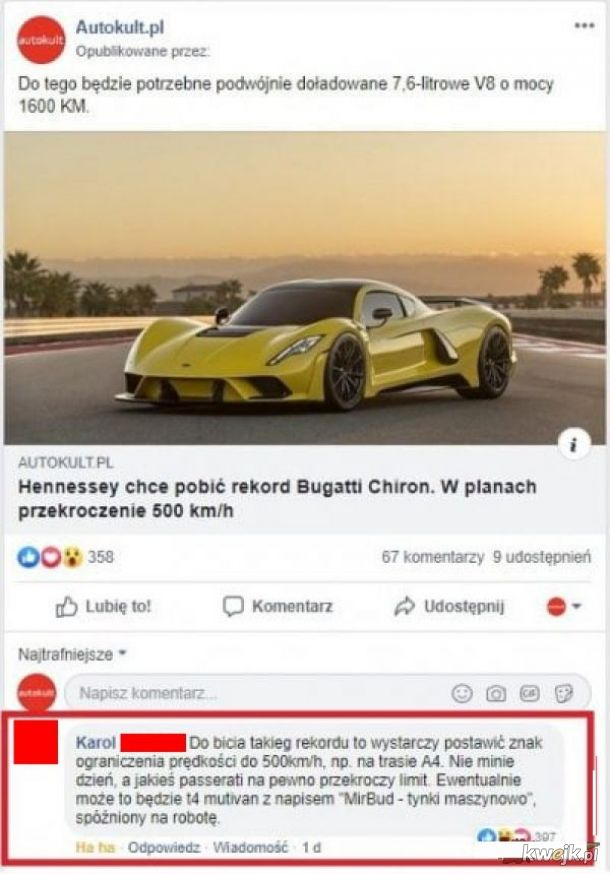 Jak pobić rekord Bugatti - YouTube - Afbouw Szafarek Nemezis - https://www.youtube.com/user/OnlyExclusiveRenov
