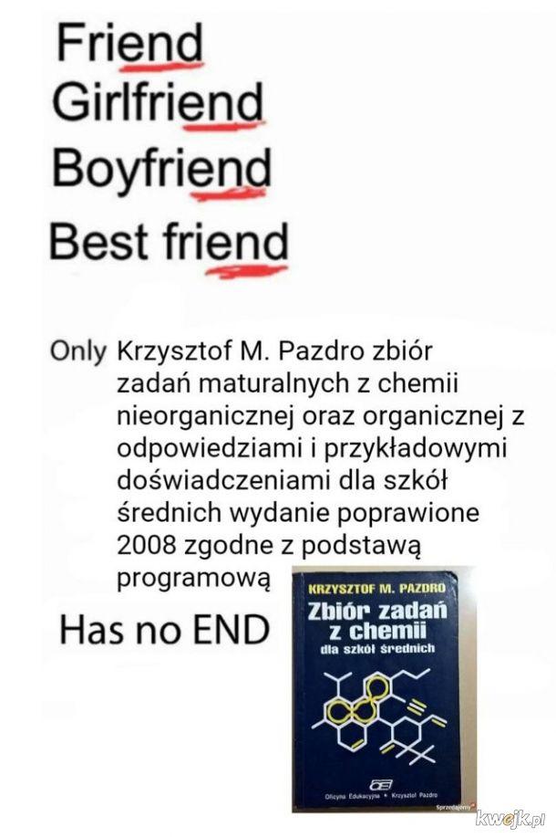 Has no end
