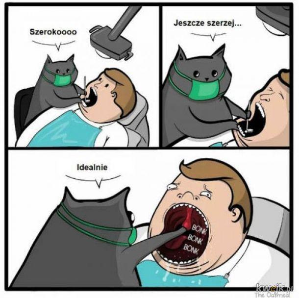Dziwny dentysta
