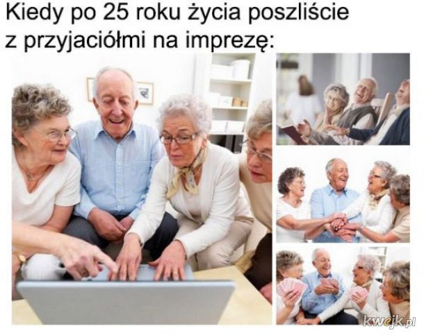 Starzy ludzie