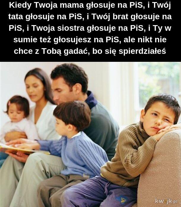 Upolitycznienie polskiej rodziny