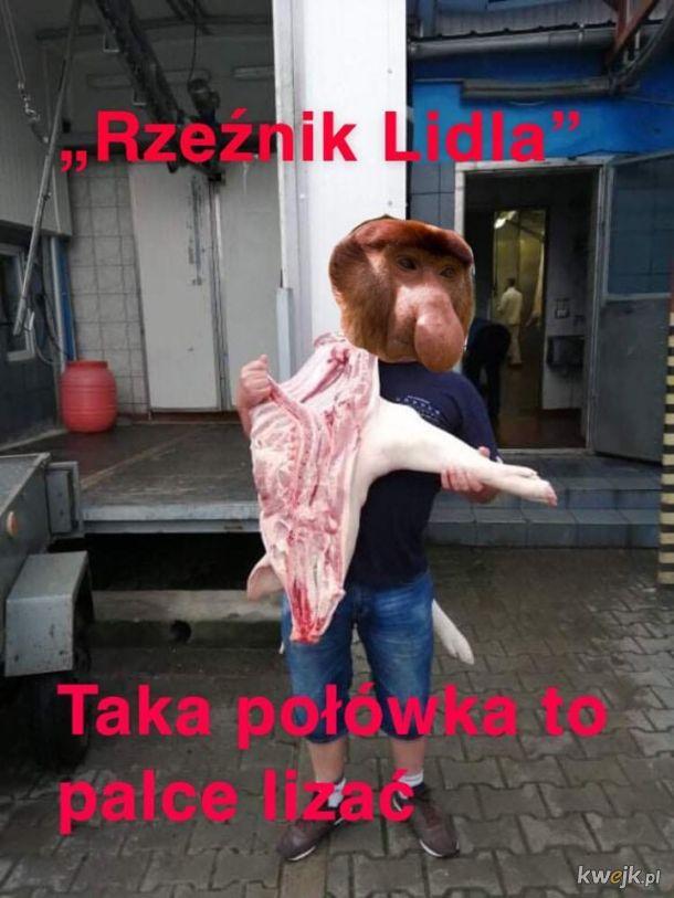 Ale pyszna świnka