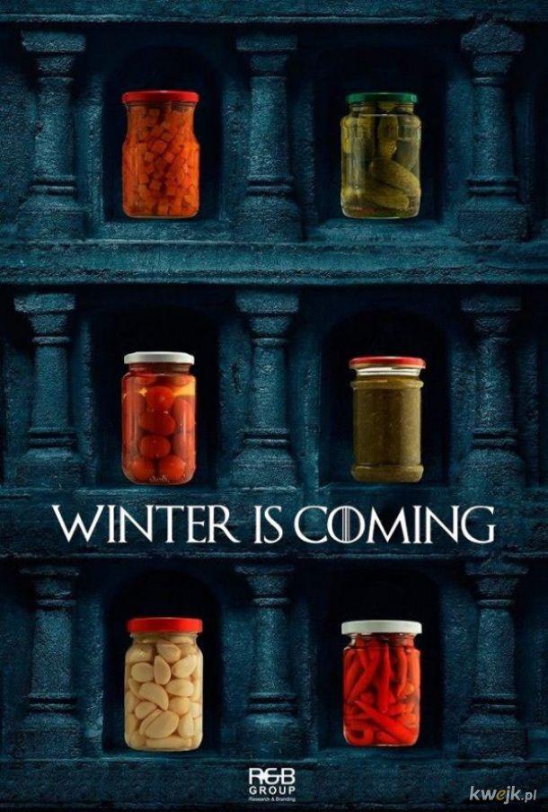 Niedługo zima