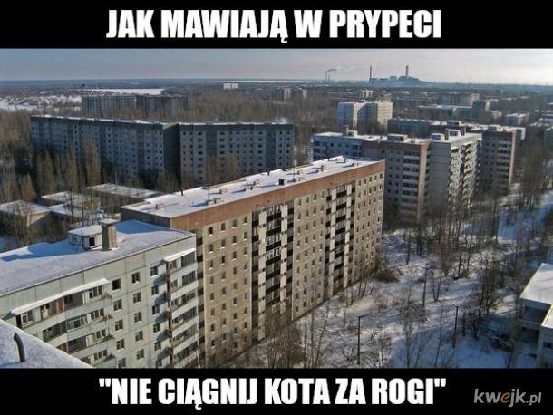 Przysłowia Czarnobylan