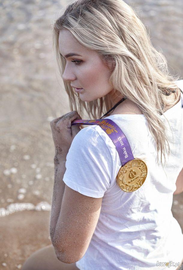 Licytacja Złotego Medalu Igrzysk Europejskich