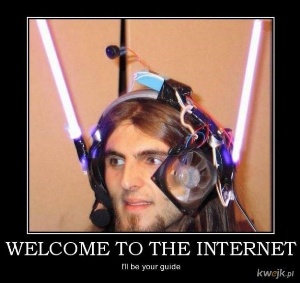 Jezus twoim przewodnikiem w internecie.