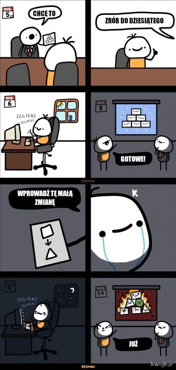 Życie komputerowców