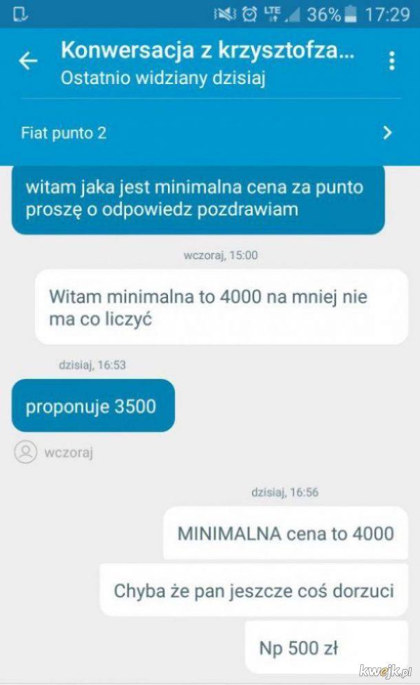 Cena minimalna