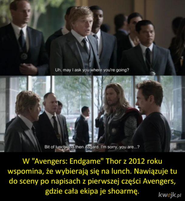 Szczegóły z filmów Marvela wyłapane przez wyjątkowo uważnych fanów