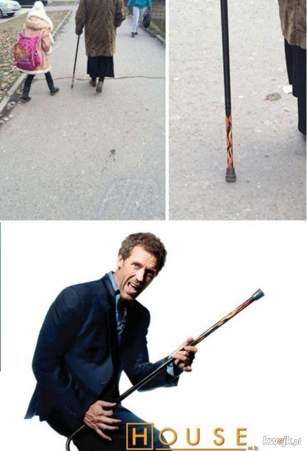 Babcia Dr. House