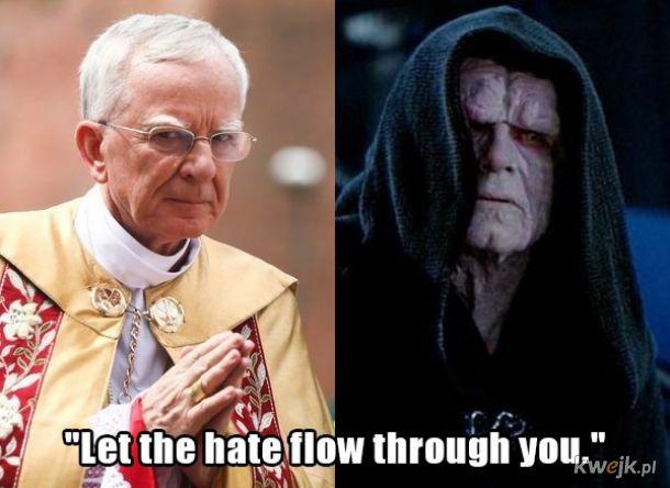 Gdy Padawan Jedi przejdzie na ciemną stronę... A tak się dobrze zapowiadał!