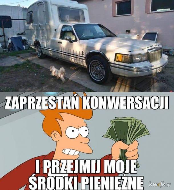 Papamobile z Podlasia idealny na wakacje w Chałupach