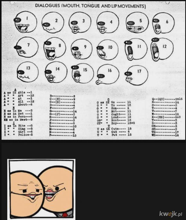 Tajny kod mimiki twarzy