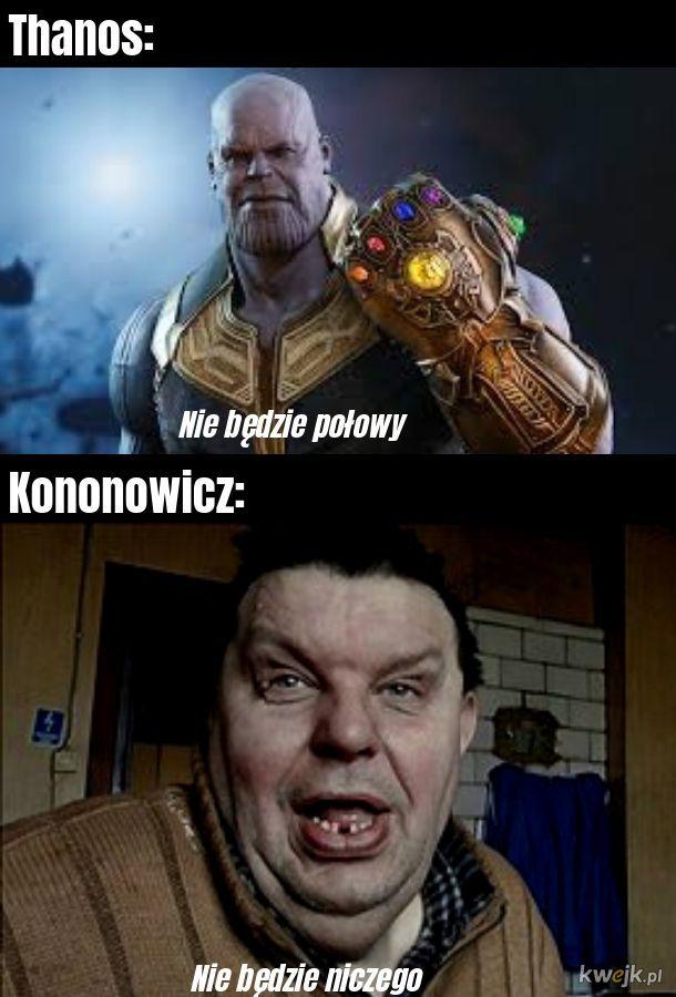 Kto pamięta Kononowicza?