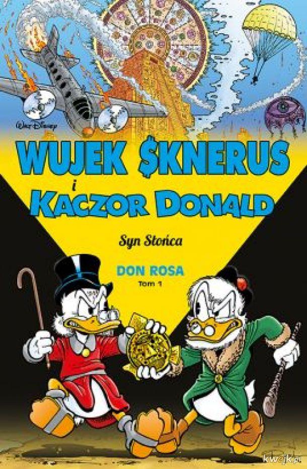 Pierwszy tom pełnej kolekcji komiksów Dona Rosy w sprzedaży już od 20 listopada 2019r. Tom jest już dostępny w przedsprzedaży.